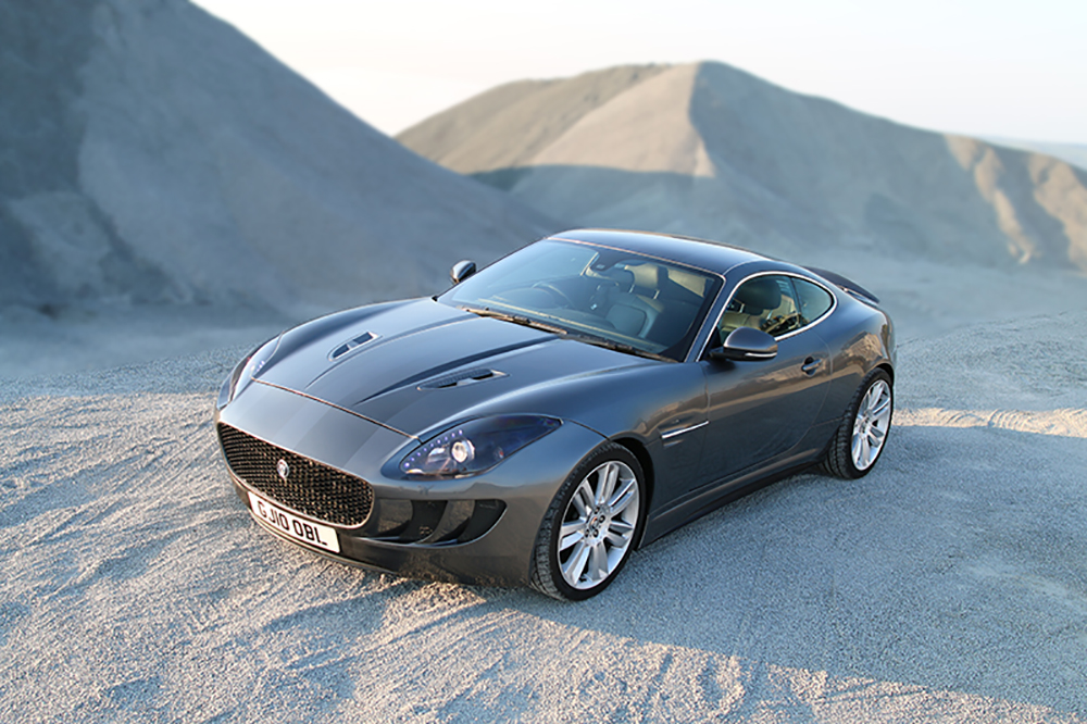 Jaguar Body Kit bumpers